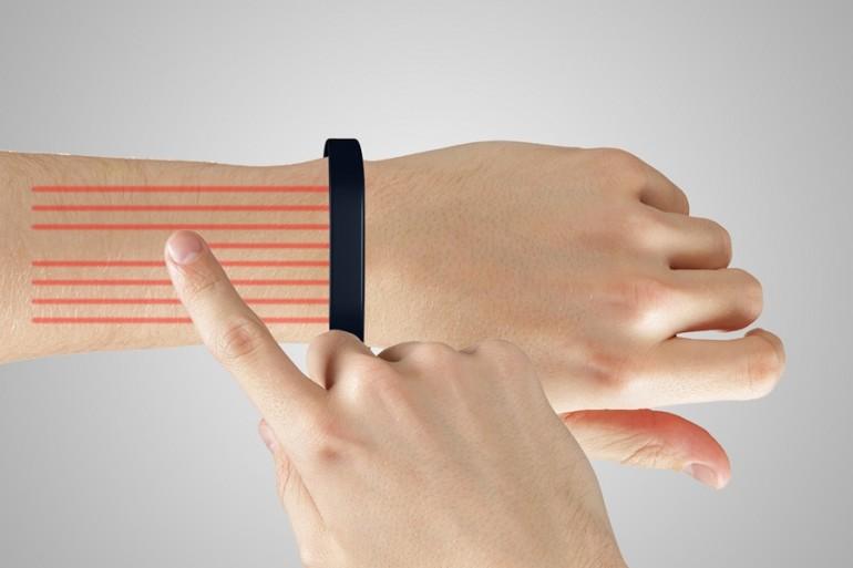 Cicret wristband-2