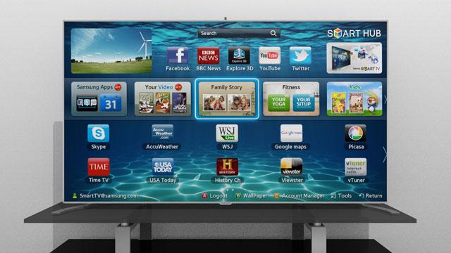 เลือก Smart TV