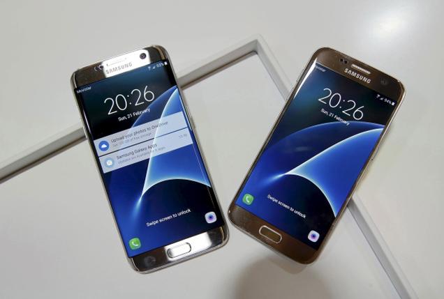 วางขาย Samsung Galaxy S7