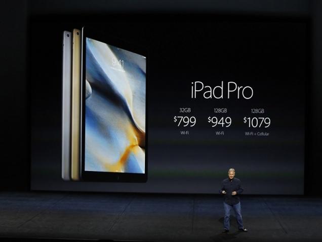 iPad Pro แทนพีซี