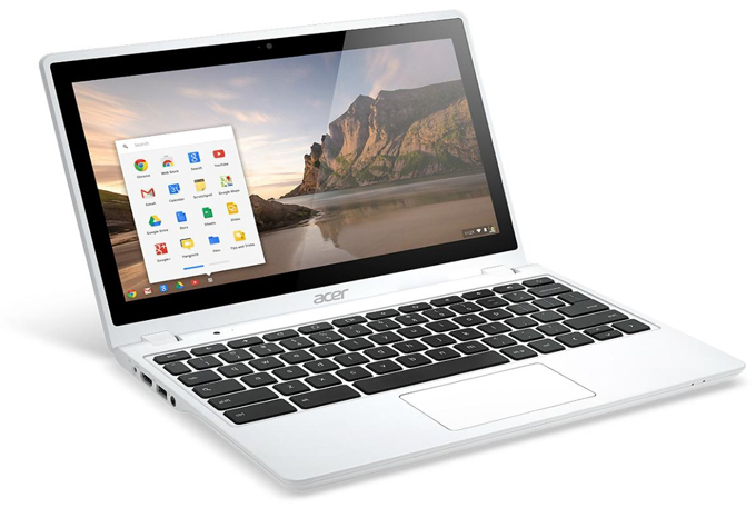Chromebook รองรับแอพ Android