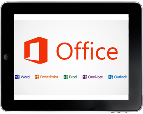 Office Suite for iPad