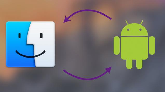 แชร์ไฟล์จากมือถือ Android ไปเครื่อง Mac