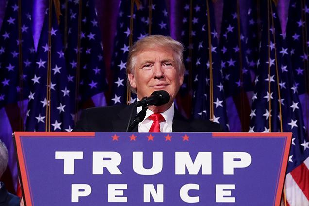 เลือกตั้งประธานาธิบดีสหรัฐฯ 2016