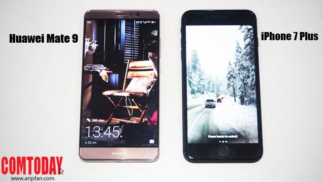 รีวิว Huawei Mate 9