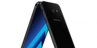 Samsung Galaxy A 2017 กันน้ำ