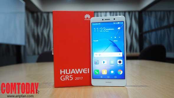รีวิว Huawei GR5 2017