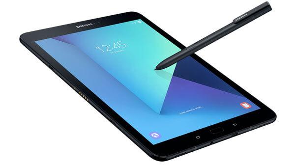 เปิดตัว Samsung Galaxy Tab S3