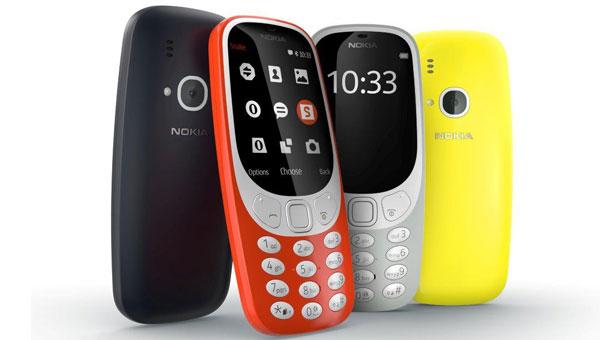 เปิดตัว Nokia 3310