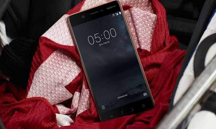 เปิดตัว Nokia 5