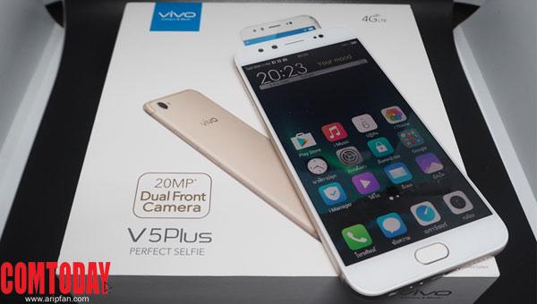 รีวิว Vivo V5 Plus