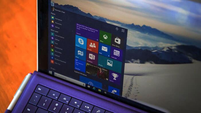 Windows 10 Creators Update ดาวน์โหลดฟรี