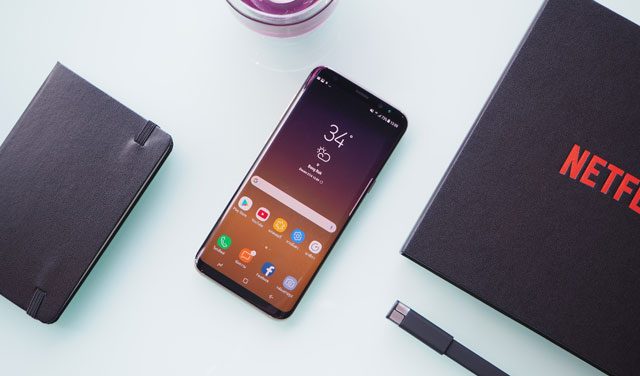 รีวิว Samsung Galaxy S8