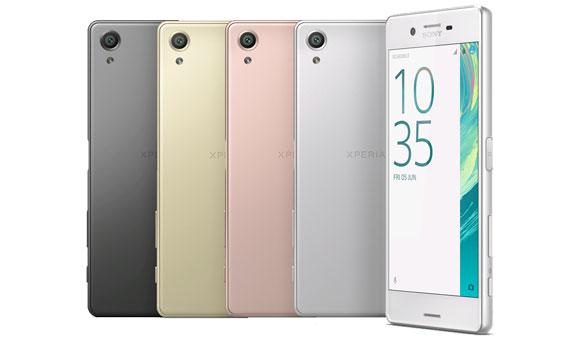 สมาร์ทโฟน Sony Xperia