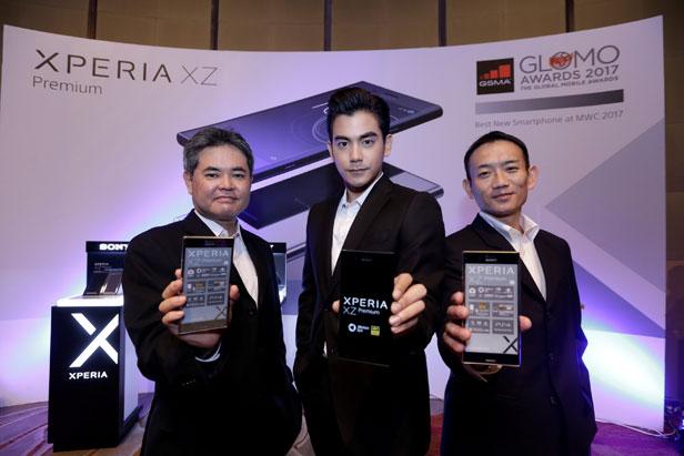 เผยโฉม Xperia XZ Premium