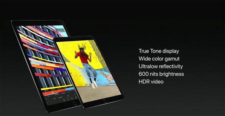 เปิดตัว iPad Pro 10.5 นิ้ว