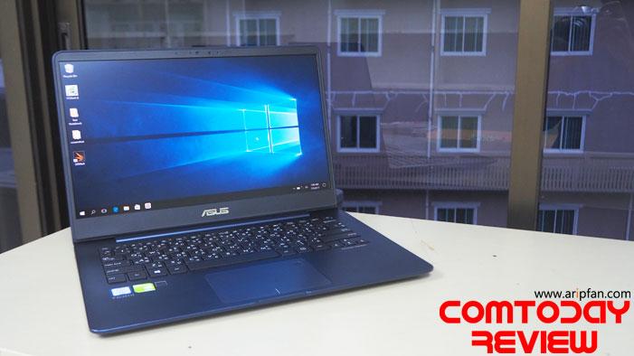 รีวิว ASUS ZenBook UX 430