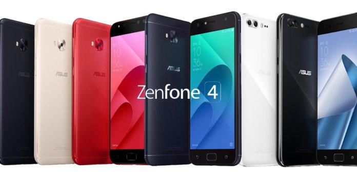 เปิดตัว Zenfone 4