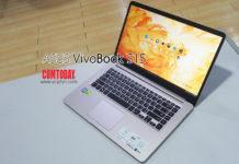 รีวิว ASUS Vivobook S15