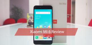รีวิว Xiaomi Mi 6