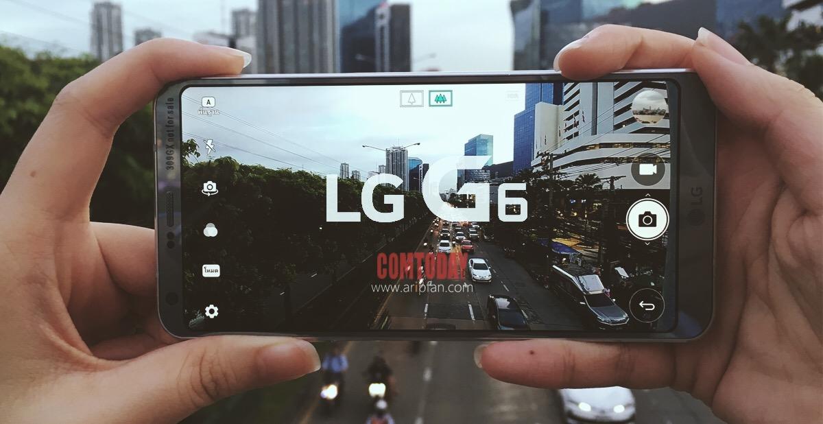 รีวิว LG G6