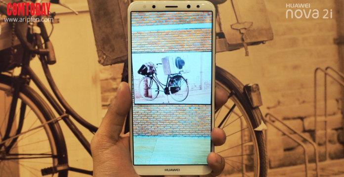 รีวิว Huawei nova2i