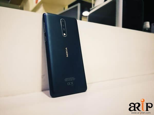 รีวิว Nokia 8