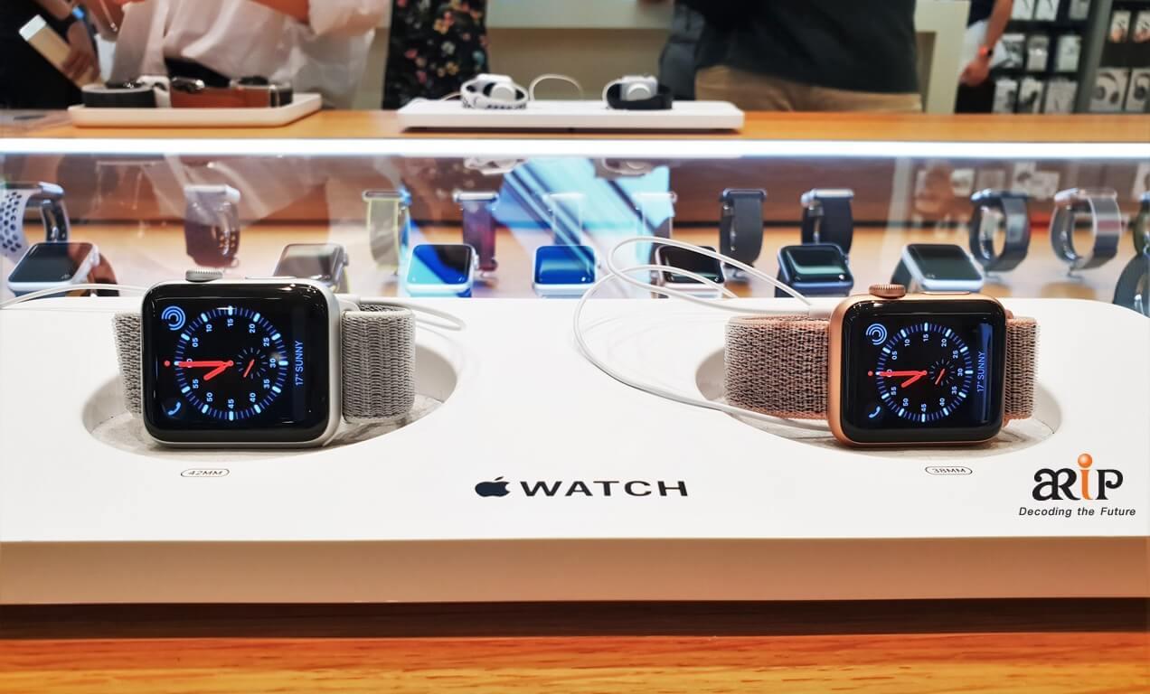 โปรโมชั่น Apple Watch Series 3