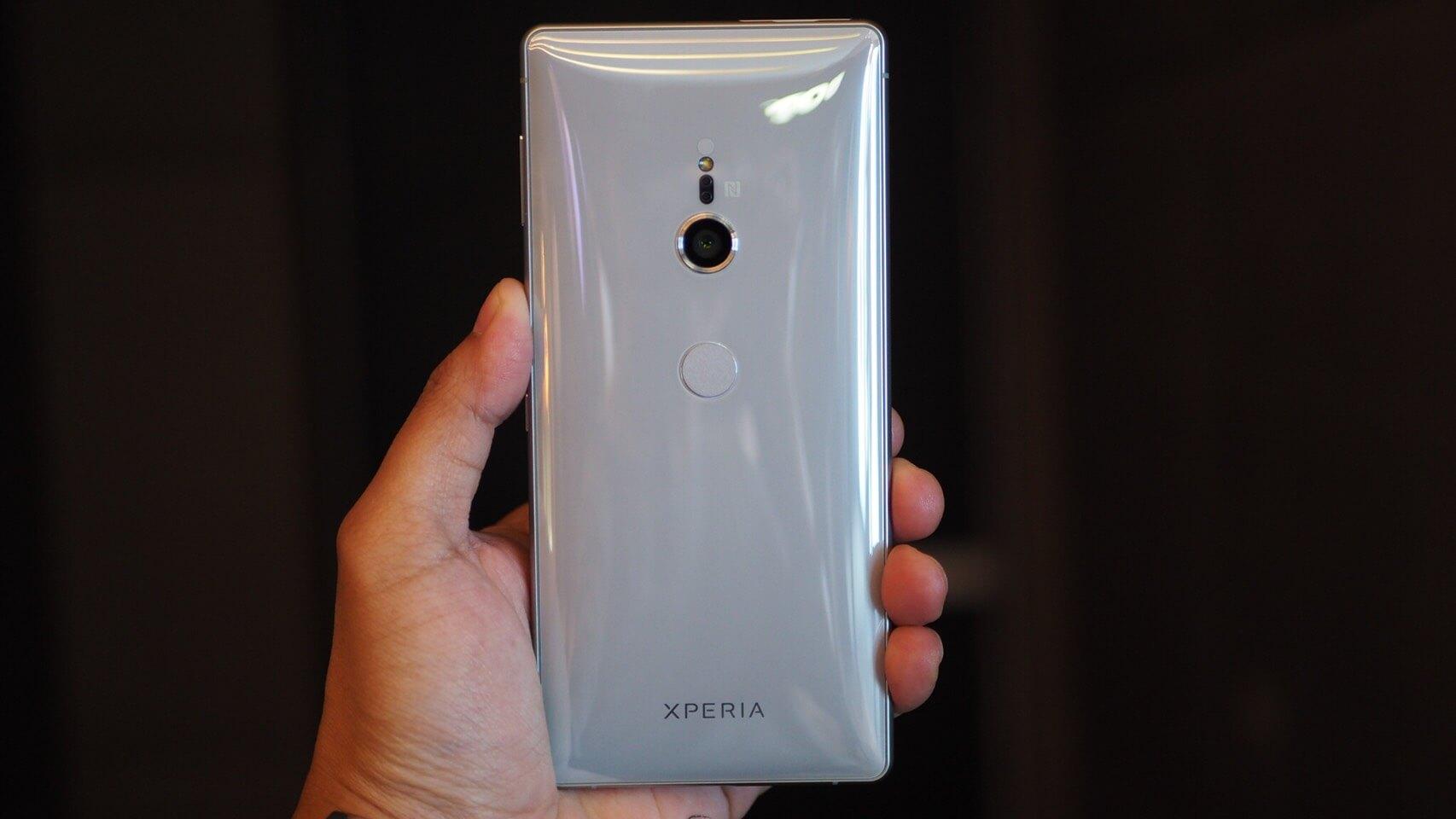จุดเด่น Sony Xperia XZ2