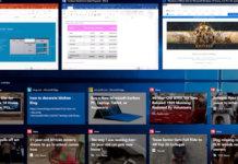 อัพเดท Windows 10