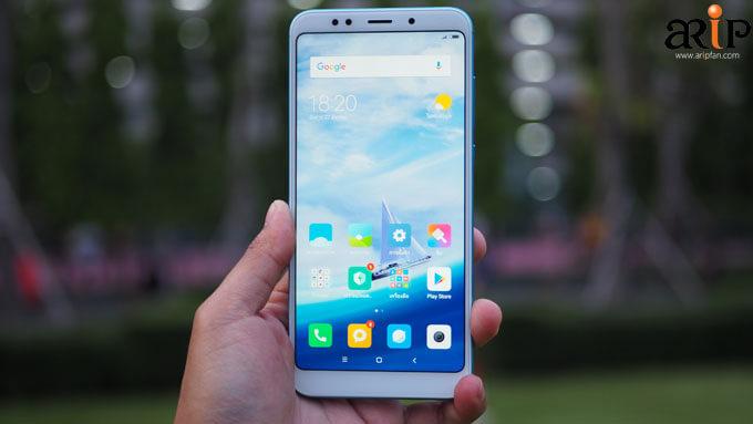Xiaomi Redmi 5 Plus คุ้มค่า