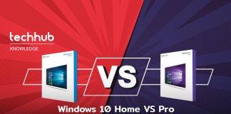 WINDOWS HOME VS PRO