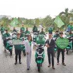 """โครงการ """"Grab Green Wheels X SWAG รถพลังงานสะอาด ปราศจากมลพิษ""""_1"""