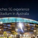 ในออสเตรเลยี โนเกียได้เปิดให้บริการ 5G กับ Optus