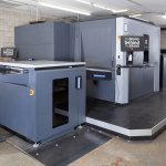 HP Indigo 10000 CPO at Woods Printing