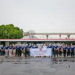 MG – Together For Better Thailand – Caravan Flag-off