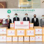 MG – Together For Better Thailand – (Ministry of public health)