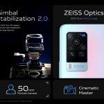 vivo X60 Pro 5G – cameras