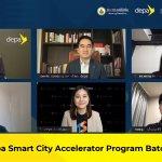ดีป้าจับมือเทคซอสเปิดโครงการ depa Smart City Accelerator Program Batch 2