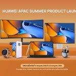 01_HUAWEI APAC Summer Product Launch