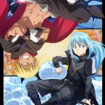 1 – That Time I Got Reincarnated As A Slime