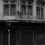 4. ตึกโบราณ ถนนอัษฎางค์ ภาพโดย น้ำใส – กาน อาสาฬห์ประกิต