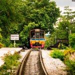 5. สถานีรถไฟจอมทอง ภาพโดย ปิง – อาณกรภูเบศวร์ เฮงสุวรรณ์