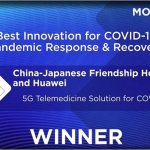 5G Telemedicine Solution Wins the GSMA Best Innovation for COVID-19_1