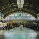 6. สถานีรถไฟหัวลำโพง ภาพโดย บิว-กิตติพัฒน์ สมานตระกูลชัย