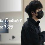HUAWEI FreeBuds 4 x The TOYS_1