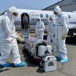 Air Rescue – Johannesburg base – COVID evacuation exercise with PMU 25