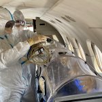 Air Rescue – Johannesburg base – COVID evacuation exercise with PMU 59