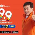 KV – Shopee 9.9 Super Shopping Day