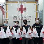 LINE MAN x Red Cross (1)